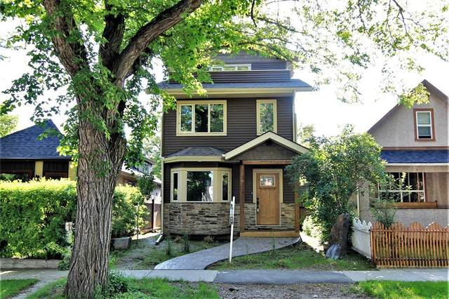 426 8 Street NE, Calgary, AB T2E 4G9 (#A1020259) :: Redline Real Estate Group Inc