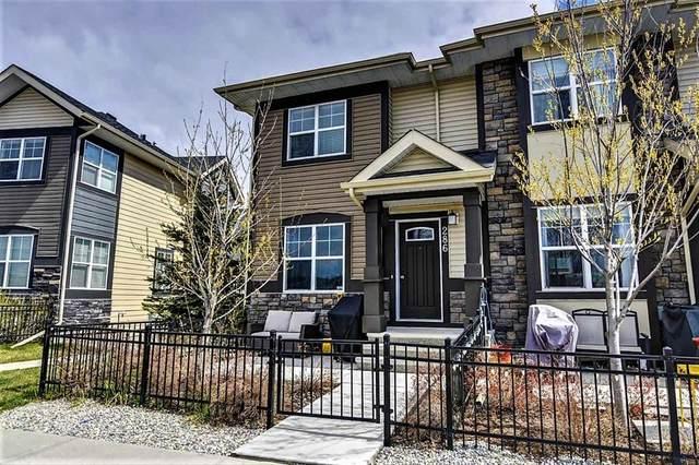 286 Promenade Way SE, Calgary, AB T2Z 1E5 (#A1020262) :: Redline Real Estate Group Inc