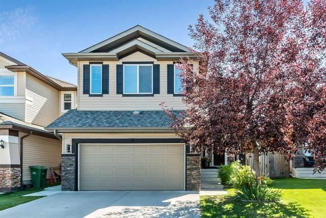 215 Chaparral Ravine View SE, Calgary, AB T2X 0A6 (#A1020275) :: Redline Real Estate Group Inc