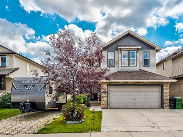 27 Evanscove Heights NW, Calgary, AB T3P 1G1 (#A1020337) :: Redline Real Estate Group Inc
