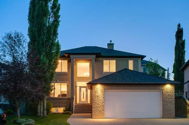 311 Simcrest Heights SW, Calgary, AB T3H 4K2 (#A1020356) :: Redline Real Estate Group Inc