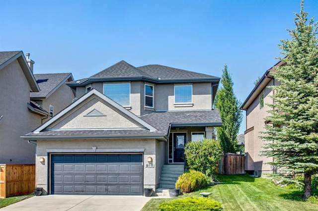 12 Tuscany Glen Gate NW, Calgary, AB T3L 2V8 (#A1020363) :: Redline Real Estate Group Inc