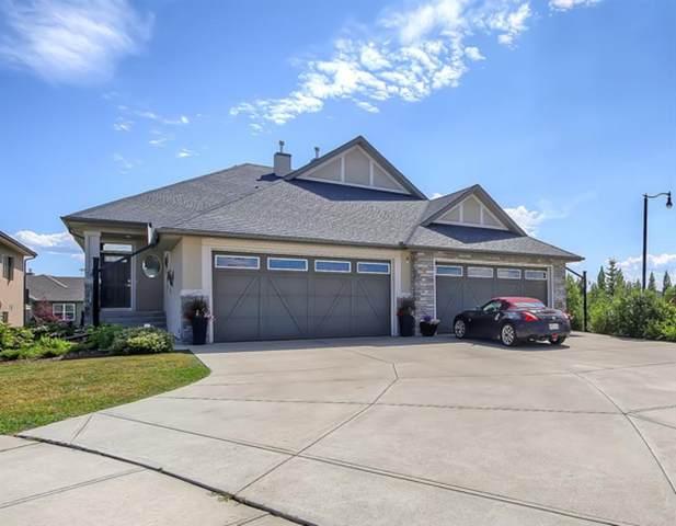 12 Cimarron Estates Green SW, Okotoks, AB T1S 0A4 (#A1020365) :: Redline Real Estate Group Inc