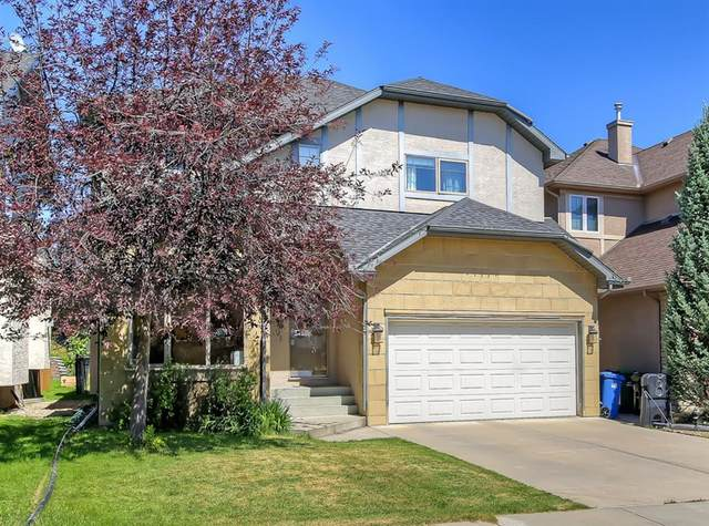 134 Discovery Ridge Way SW, Calgary, AB T3H 5G4 (#A1020369) :: Redline Real Estate Group Inc