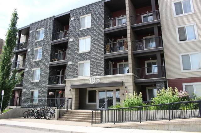 195 Kincora Glen Road NW #214, Calgary, AB T3R 0S3 (#A1020399) :: Redline Real Estate Group Inc