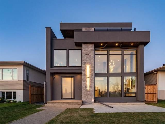 122 13 Street NE, Calgary, AB T2E 4S1 (#A1020453) :: Redline Real Estate Group Inc