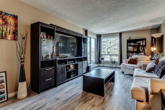 1919 17 Avenue SW #406, Calgary, AB T2T 0E9 (#A1020466) :: Redline Real Estate Group Inc