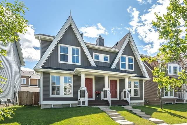 157 Auburn Bay Boulevard SE, Calgary, AB T3M 0V6 (#A1020476) :: Redline Real Estate Group Inc