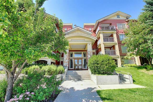 22 Richard Place SW #229, Calgary, AB T3E 7N6 (#A1020520) :: Canmore & Banff