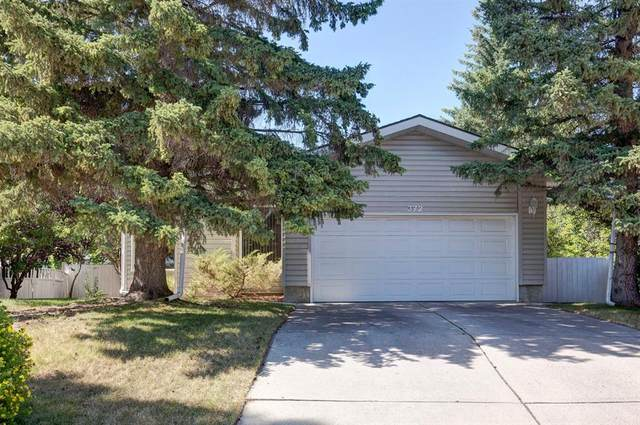 372 Cedarpark Drive SW, Calgary, AB T2W 2J4 (#A1020523) :: Redline Real Estate Group Inc