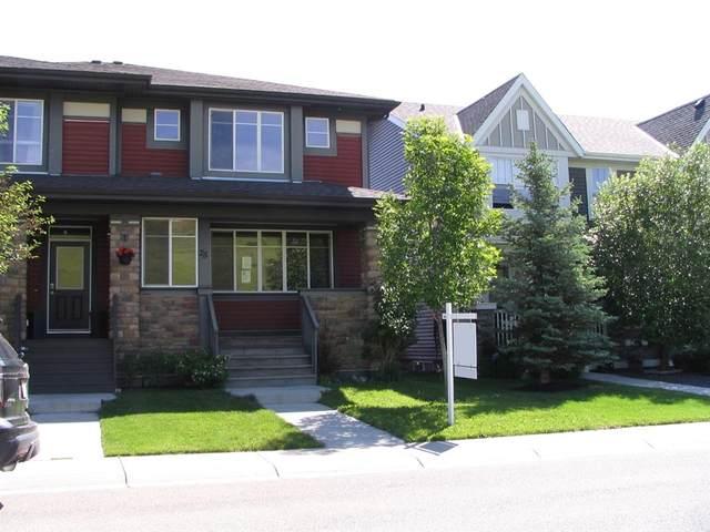 25 Chaparral Valley Park SE, Calgary, AB T2X 0T5 (#A1020575) :: Redline Real Estate Group Inc