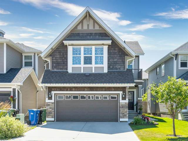 31 Auburn Springs Manor SE, Calgary, AB T3M 1Y3 (#A1020580) :: Redline Real Estate Group Inc