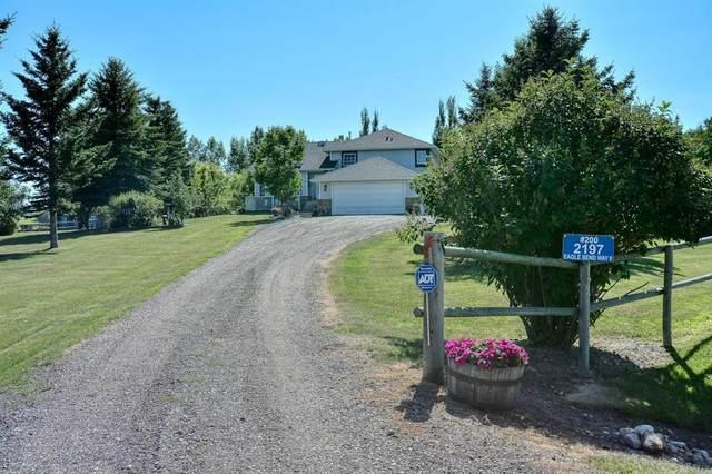 2197 Eagle Bend Way E, Okotoks, AB T1S 1A2 (#A1020607) :: Redline Real Estate Group Inc