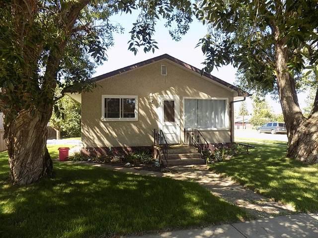 114 6 Avenue E, Hanna, AB T0J 1P0 (#A1020623) :: Canmore & Banff