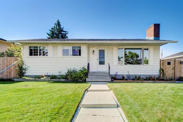1032 Pensdale Crescent SE, Calgary, AB T2A 2G1 (#A1020650) :: Redline Real Estate Group Inc