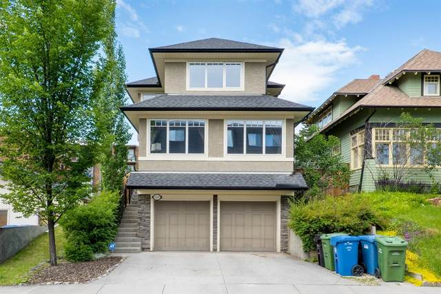 2615 14A Street SW, Calgary, AB T2T 3X8 (#A1020667) :: Redline Real Estate Group Inc