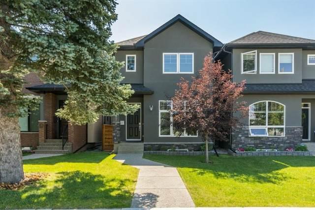 607 Alberta Avenue SE, Calgary, AB T2G 4K5 (#A1020685) :: Western Elite Real Estate Group
