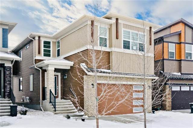 178 Cornerstone Circle, Calgary, AB T3N 1G6 (#A1020708) :: Western Elite Real Estate Group