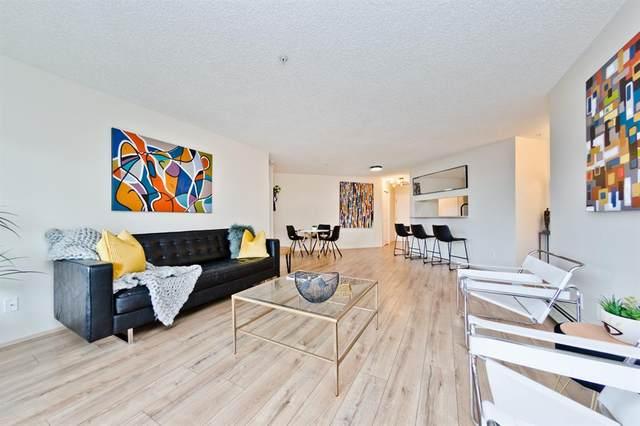 33 Arbour Grove Close NW #120, Calgary, AB T3G 4K2 (#A1020732) :: Redline Real Estate Group Inc