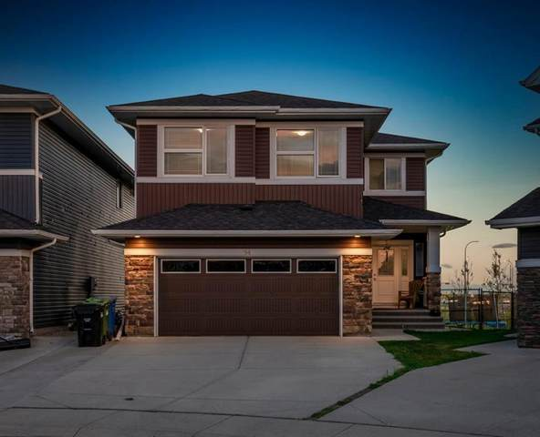 54 Redstone Cove, Calgary, AB T3N 0N1 (#A1020739) :: Redline Real Estate Group Inc