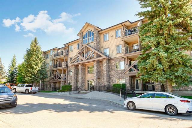 3810 43 Street SW #312, Calgary, AB T3E 7T7 (#A1020808) :: Redline Real Estate Group Inc