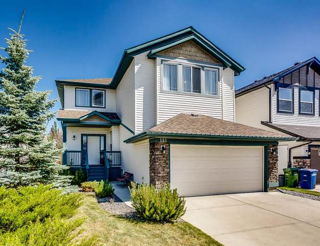 125 Tanner Close SE, Airdrie, AB T4A 2L4 (#A1020809) :: Canmore & Banff
