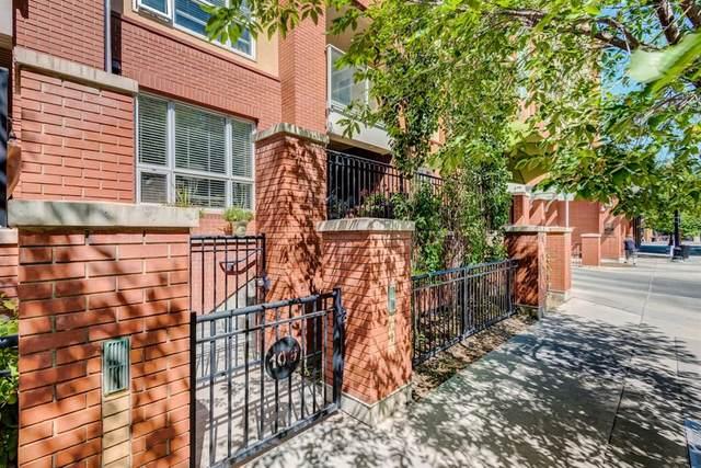 1110 3 Avenue NW #106, Calgary, AB T2N 4J3 (#A1020812) :: Western Elite Real Estate Group
