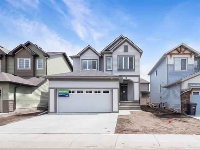 537 Montana Bay, High River, AB T1V 0J6 (#A1020820) :: Redline Real Estate Group Inc