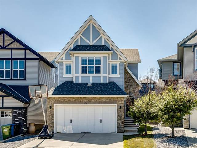 83 Sage Valley Green NW, Calgary, AB T3R 0H7 (#A1020859) :: Redline Real Estate Group Inc