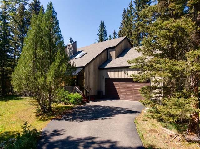 91 Redwood Meadows Drive, Bragg Creek, AB T3Z 1A3 (#A1020866) :: Canmore & Banff