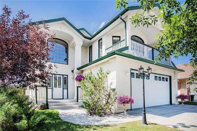 151 Riverview Circle, Cochrane, AB T4C 1K9 (#A1020869) :: Western Elite Real Estate Group
