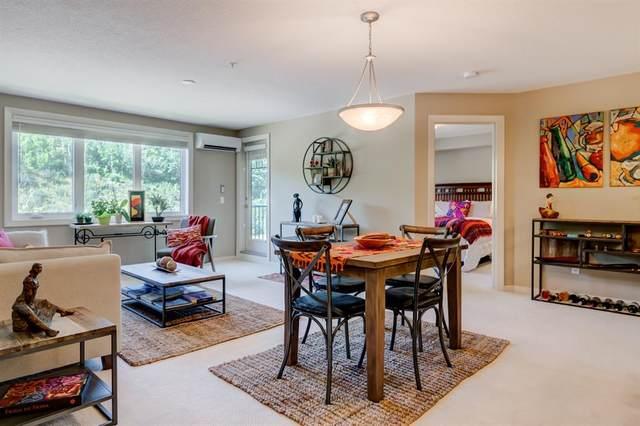103 Valley Ridge Manor NW #312, Calgary, AB T3B 6C5 (#A1020875) :: Redline Real Estate Group Inc
