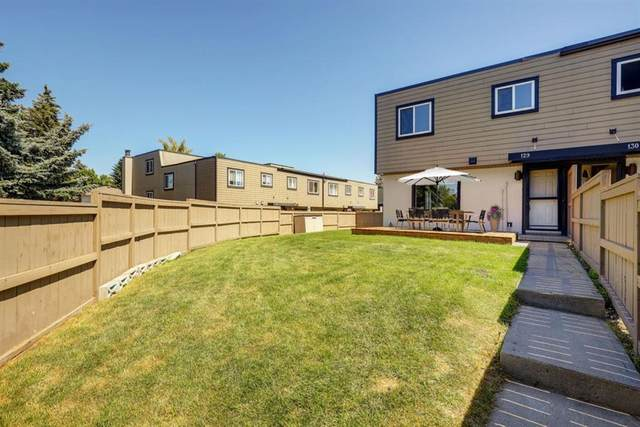 3809 45 Street SW #129, Calgary, AB T3E 3H4 (#A1020876) :: Redline Real Estate Group Inc