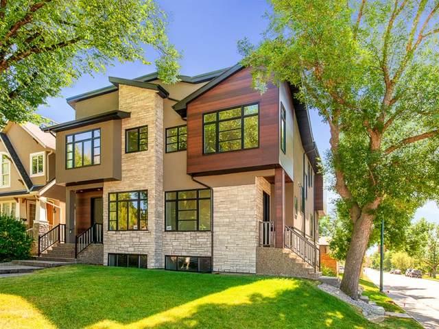 3490 7 Avenue, Calgary, AB T2N 2Y9 (#A1020923) :: Redline Real Estate Group Inc