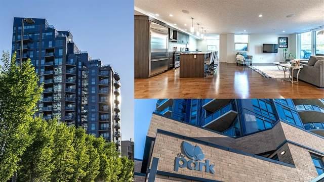 303 13 Avenue SW #203, Calgary, AB T2R 0Y9 (#A1020924) :: Western Elite Real Estate Group