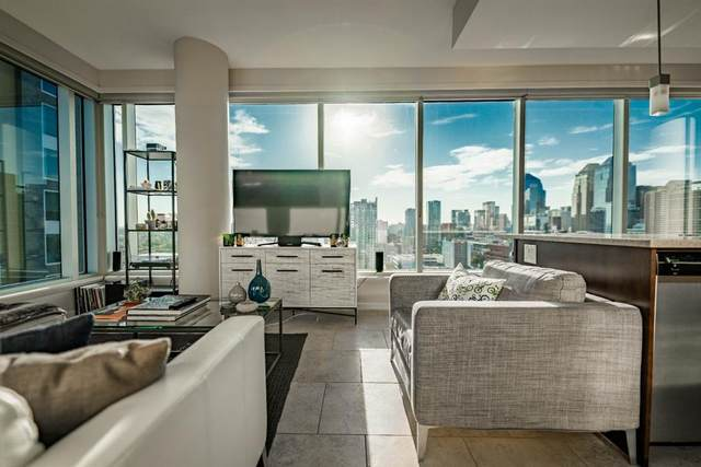 211 13 Avenue SE #1602, Calgary, AB T2G 1E1 (#A1020931) :: Redline Real Estate Group Inc