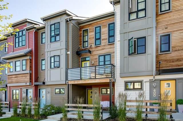 404 Walden Parade SE, Calgary, AB T2X 4C4 (#A1020950) :: Redline Real Estate Group Inc
