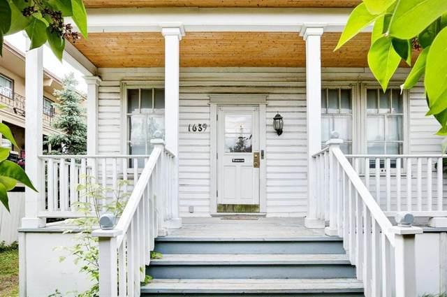 1639 11 Avenue SW, Calgary, AB T3C 0N3 (#A1021152) :: Western Elite Real Estate Group