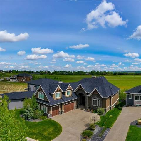 136 Glyde Park, Rural Rocky View County, AB T3Z 0A1 (#A1021158) :: Calgary Homefinders