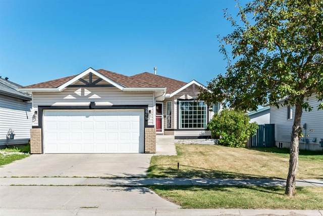 236 Woodhaven Drive, Okotoks, AB T1S 1S8 (#A1021162) :: Redline Real Estate Group Inc