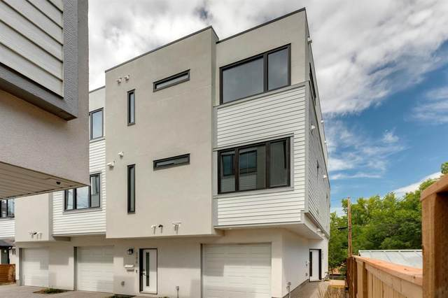 1616 24 Avenue NW #202, Calgary, AB T2M 1Y6 (#A1021165) :: Western Elite Real Estate Group