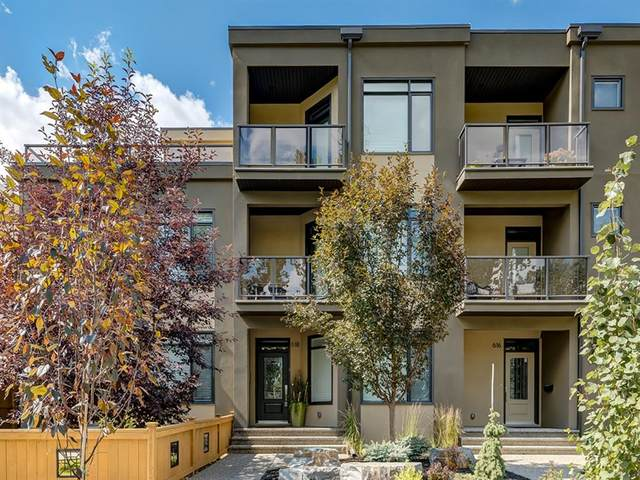 618 3 Avenue NW, Calgary, AB T2N 0J1 (#A1021194) :: Redline Real Estate Group Inc