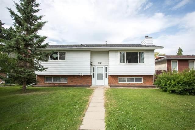 60 Oliver Street, Red Deer, AB T4P 1V6 (#A1021210) :: Canmore & Banff