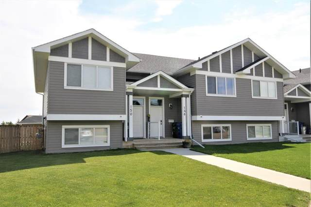 150 Ava Crescent, Blackfalds, AB T4M 0M8 (#A1021220) :: Canmore & Banff