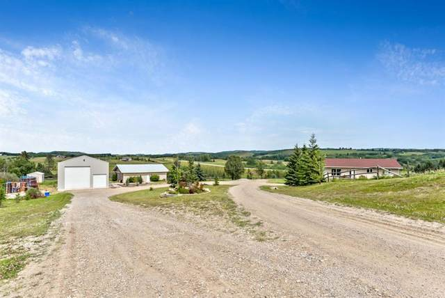 262130 210 Street W, Rural Foothills County, AB T1S 2Y4 (#A1021245) :: Redline Real Estate Group Inc