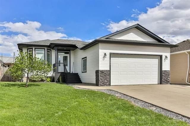 605 Bankview Drive, Drumheller, AB T0J 0Y6 (#A1021259) :: Redline Real Estate Group Inc