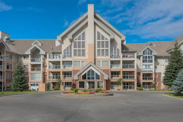100 2 Avenue S #309, Lethbridge, AB T1J 0B5 (#A1021276) :: Redline Real Estate Group Inc