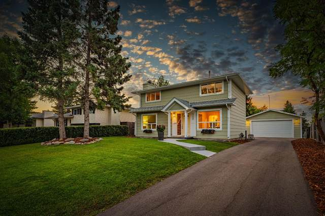 712 Cedarille Way SW, Calgary, AB T2W 2G7 (#A1021294) :: Redline Real Estate Group Inc