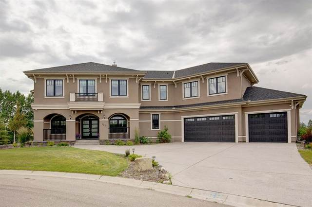 123 Leighton Lane, Rural Rocky View County, AB T3Z 0A2 (#A1021318) :: Calgary Homefinders