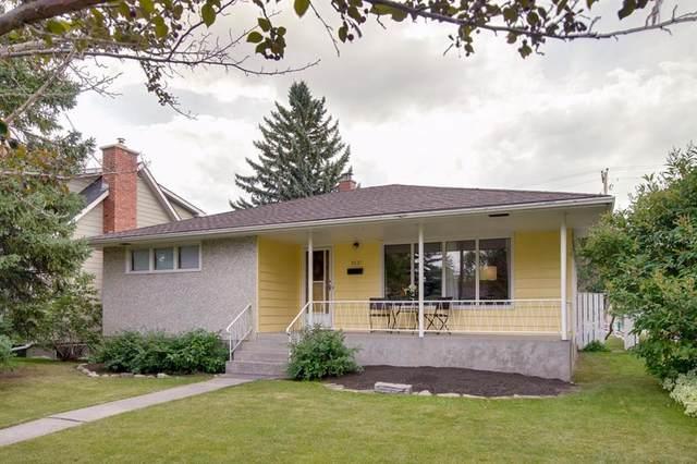 3531 35 Avenue SW, Calgary, AB T3E 1A2 (#A1021320) :: Calgary Homefinders